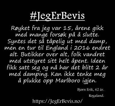 Fra Bjørn Erik.